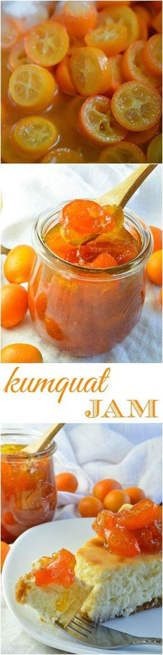This Vanilla Kumquat Jam Recipe is great as a spread, dessert topping or condiment. This easy compote style jelly will add bright, citrus flavor to any dish! #ad #oxogreensaver