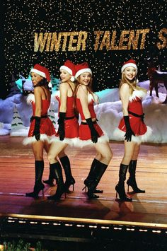 Mean Girls - Publicity still of Lindsay Lohan, Rachel McAdams, Lacey Chabert & Amanda Seyfried. The image measures 1992 * 3000 pixels and was added on 13 December Mean Girls Movie, Mean Girls 2, Karen Mean Girls, Mean Girls Outfits, Cute Christmas Wallpaper, Christmas Mood, Mean Girls Christmas, Christmas Movies, Merry Christmas