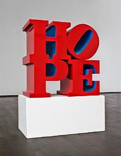 BEST SITE: A Great Letter on Hope