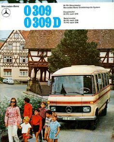 Mercedes o 309 Caravan, Mercedes Benz Vans, Classic Campers, Commercial Van, Ad Car, Volkswagen, Classic Mercedes, Transporter, Car Advertising