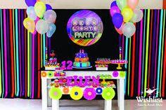 """Résultat de recherche d'images pour """"cake fluo party"""""""
