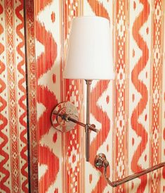 Wallpaper crush courtesy of @houseofelliott and @quadrillefabrics #wallpaperwednesdsy #mycolor