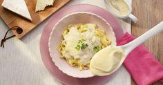 Aprende a preparar Salsa de quesos IDEAL con las recetas de Nestle Cocina…