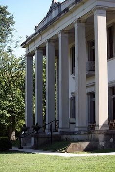 Belle Meade Plantation in Nashville, TN (Home of General Jackson)