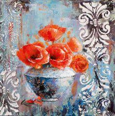 New Life Collection - Blumenstrauß in der Vase 1