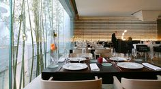 Hotel Omm, Moo Restaurant