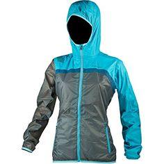 La Sportiva Breeze Jacket - Women's Mid Grey/Malibu Blue Large