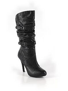 Paprika Women Boots Size 9
