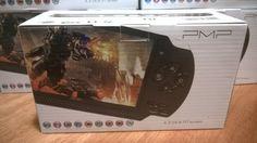 Mini Game Novacom - Portátil Multimídia Player + Capa - R$ 159,98