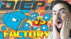 DIEP.IO - ITA : FACTORY - NUOVA CLASSE !![MAZE] [SLITHER.IO]