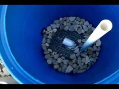 homemade pond filters | DIY BEST DESIGN FOR A KOI POND FILTER PART 1 - YouTube