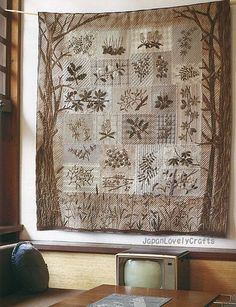 Yoko Saito Quilt Patterns Hand Quilting by JapanLovelyCrafts