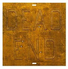 Ed Ruscha, 'Rusty Signs - Dead End 2,' 2014, Mixografia