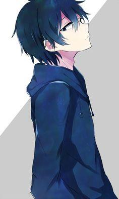 Anime Hoodie Side View : anime, hoodie, (ThatRandomGayGuy), Profile, Pinterest