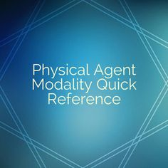 #OT #COTA Keep track of a pt's use of modality type, parameters, location and time in this quick reference format. Place the patient forms in a central location so all OT practitioners can easily access the information efficiently without having to sort through previous daily notes. Perfect for increasing consistency of care and PRN staff.