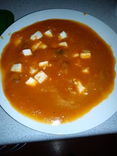 Kreativ FamilieLiv: Tomatsuppe