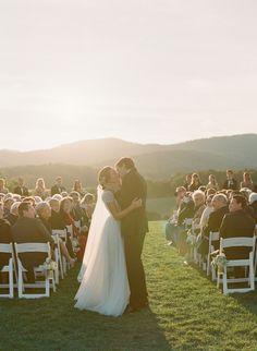 Pippin Hill Outdoor Wedding   Outdoor Wedding Ideas   Vineyard Wedding Ideas