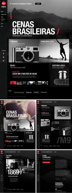 Leica - Photo Contest 2011 - Augusto Paiva / Interactive Whatever | #webdesign #it #web #design #layout #userinterface #website #webdesign < repinned by www.BlickeDeeler.de | Take a look at www.WebsiteDesign-Hamburg.de