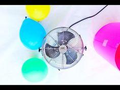 STEAM Activity: Dancing Balloons - Babble Dabble Do