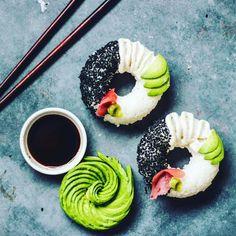 | SUSHI Donuts |
