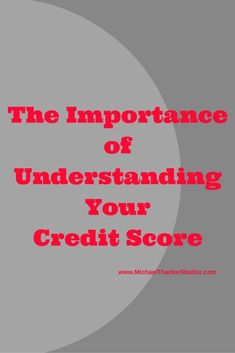 A great video explaining credit scoring, and why your credit score is so important when buying a new home. Home Buying Tips, Home Buying Process, Buying A New Home, Highlands Louisville, Louisville Kentucky, Real Estate Articles, Real Estate Tips, Realtor License, Contemporary Homes