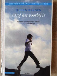 #bpw 19/53 Engelse auteur, bekroond met Man Booker Prize 2011 Filosofisch..