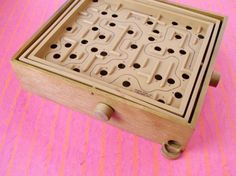 ON CLEARANCE  Space Tilt game 1960s by kitschcafe on Etsy, $10.00