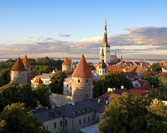 Tallinn, Estonia: sweet place.