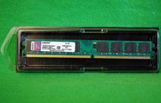 1GB Kingston KVR667D2N5/1G DDR2 667MHz PC2-5300U 240p PC RAM Arbeitsspeicher
