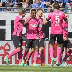 Bundesliga 2016-17 - Matchday 33 - Darmstadt 98 vs Hertha BSC