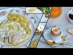 YouTube Camembert Cheese, Food And Drink, Dairy, Eggs, Youtube, Breakfast Ideas, Barcelona, Videos, Google