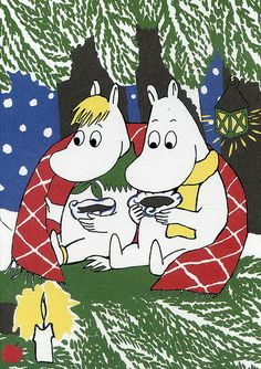 Christmas Moomins | Flickr - Photo Sharing!