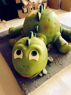 Rhys' Roaring Dinosaur Party | CatchMyParty.com