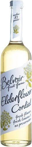 Belvoir – Bio bodzaszörp 500ml