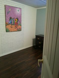 140302 Yé Anthon ta chambre est finie... reste à meubler! !!