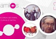 Mamilos 52 – Cunha, Acordo de Paris, Natal