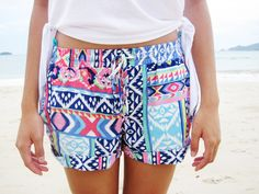 i would do ANYTHING for these shorts. omg.