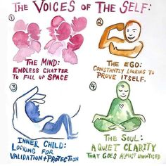"""Cristina Barreto on Instagram: """"Saw this. Loved this. Had to repost it!"""" #voicesofself"""