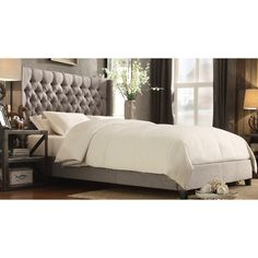 Found it at Wayfair.ca - Otselic Panel Bed