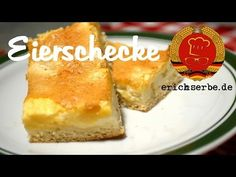 ostdeutsche Eierschecke nach DDR Rezept