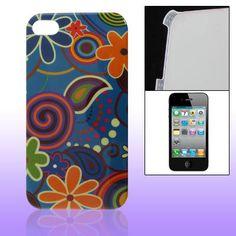 Hippie style iPhone 4 case