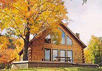 WV Log Cabins - Harman's North Fork Cottages