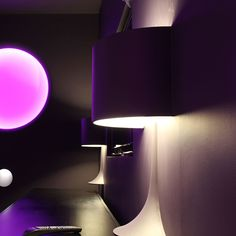 Lampada da parete / lampada da incasso SOFT SPUN SMALL Collezione 3D by FLOS   design Sebastian Wrong