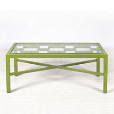 Great Mary Hannonu0027s Pick: Lime Green Coffee Table Posh Living