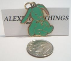 Ty Beanie Babies Hippity the Green Rabbit by ALEXLITTLETHINGS
