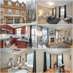 New MLS Listing for sale! Book your showing today! Lovely #house in #markham #realestate #searchrealty