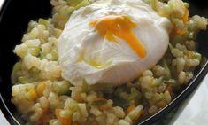 Receta de Arroz integral con verduras al curry