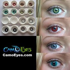 3 tone green color contact lenses painfulpleasures eyeaccesory halloween contacts lenses fashion accesories eye eyes eye accesories pinterest