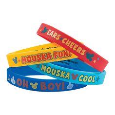 Mickey & Friends Bracelets - OrientalTrading.com
