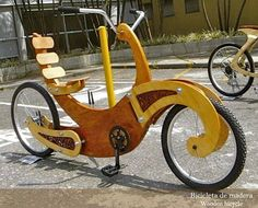 Awesome Wooden Cycle
